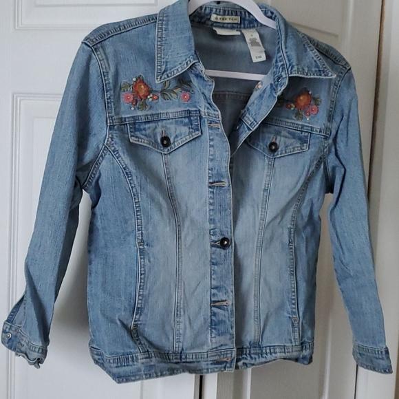 Axcess Jackets & Blazers - Ladies jean jacket